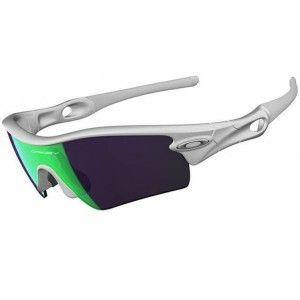 Popular Oakley Radar Path Sunglasses Matt White Jade Iridium ... 23ee0160f8