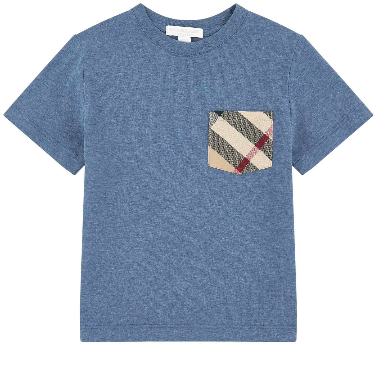 boys burberry t shirt