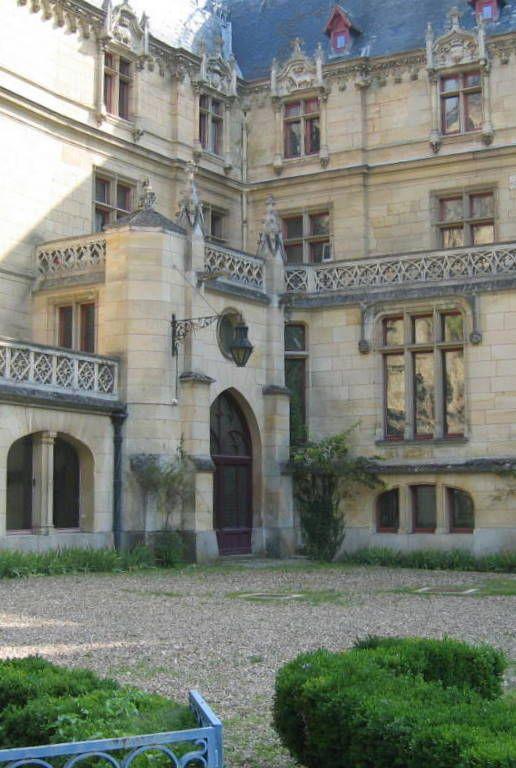 Chateau De Vigny Bing Images Castle Chateau Vigny