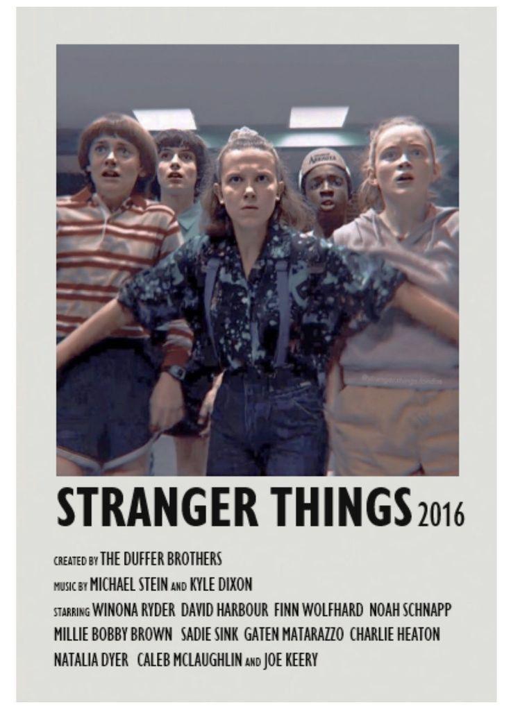 Stranger things ✨❤️