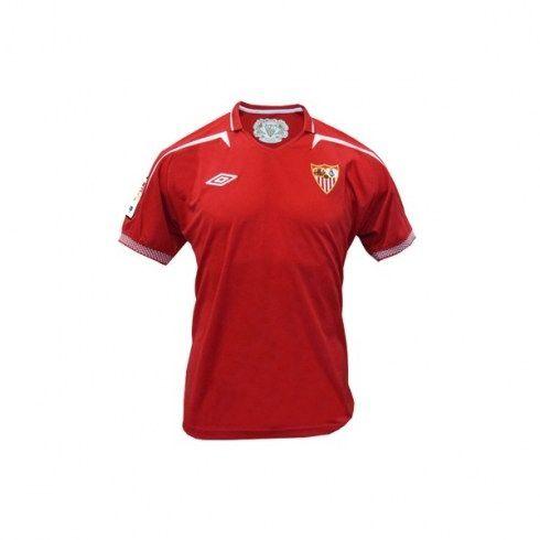 cabb29142c00e Sevilla 2012 13 Away Camiseta futbol  543  - €16.87   Camisetas de futbol  baratas online!