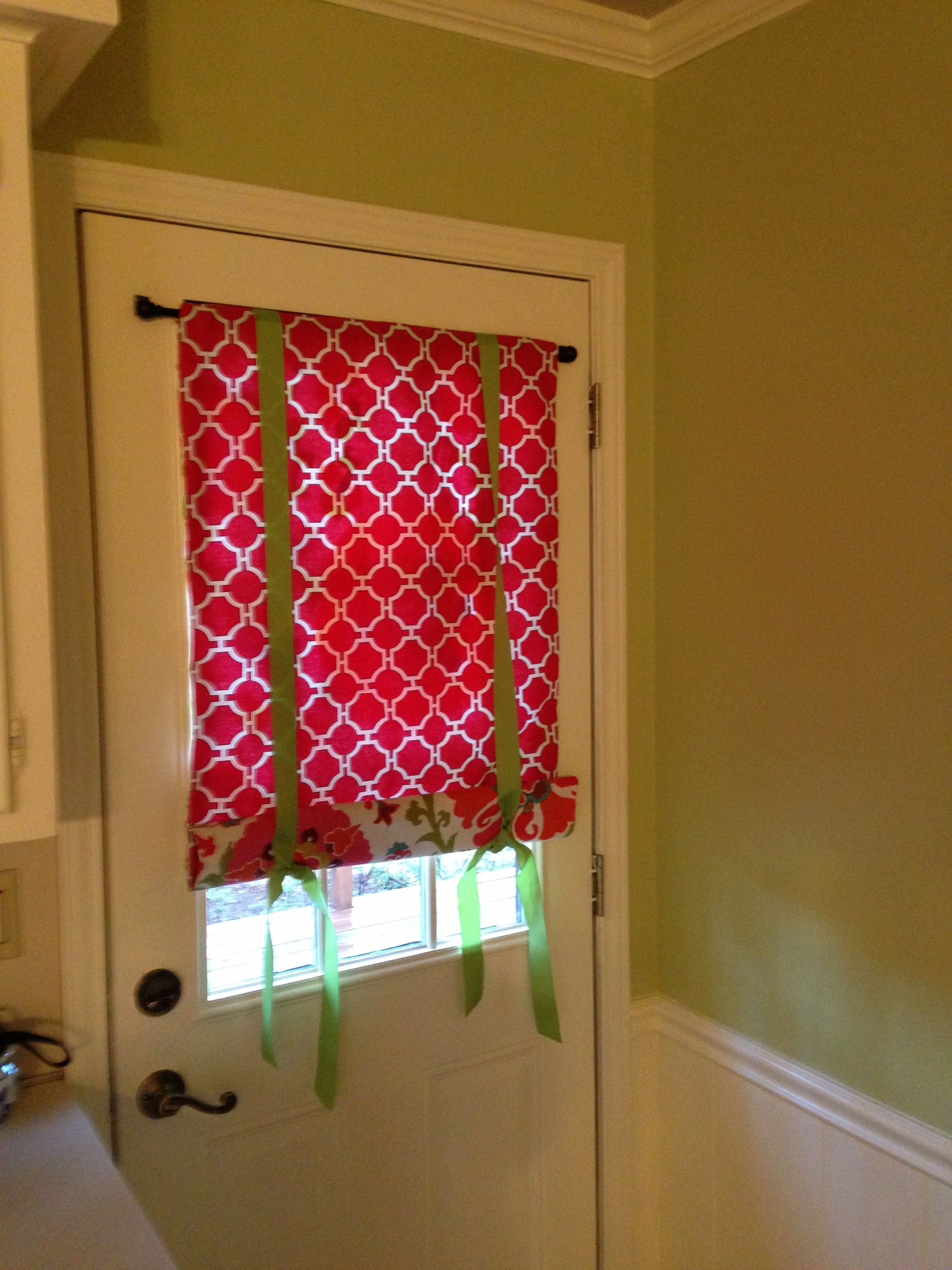 Curtains For Small Windows On Door