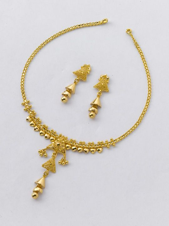 Beautiful Handcrafted Gold Jewellery At Factory Price Gold