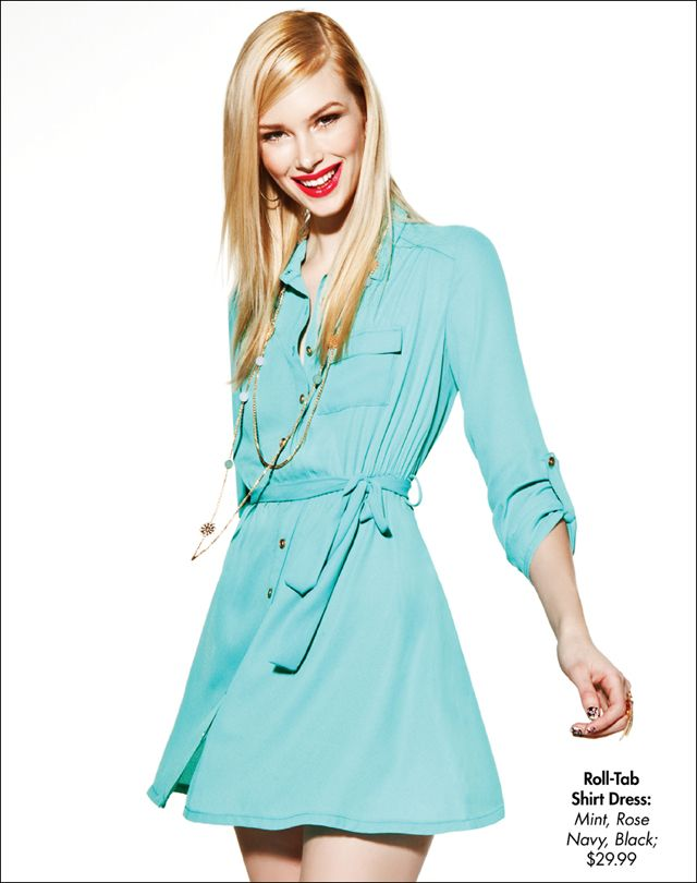 A Sneak-Peek At Mandee's Spring Collection