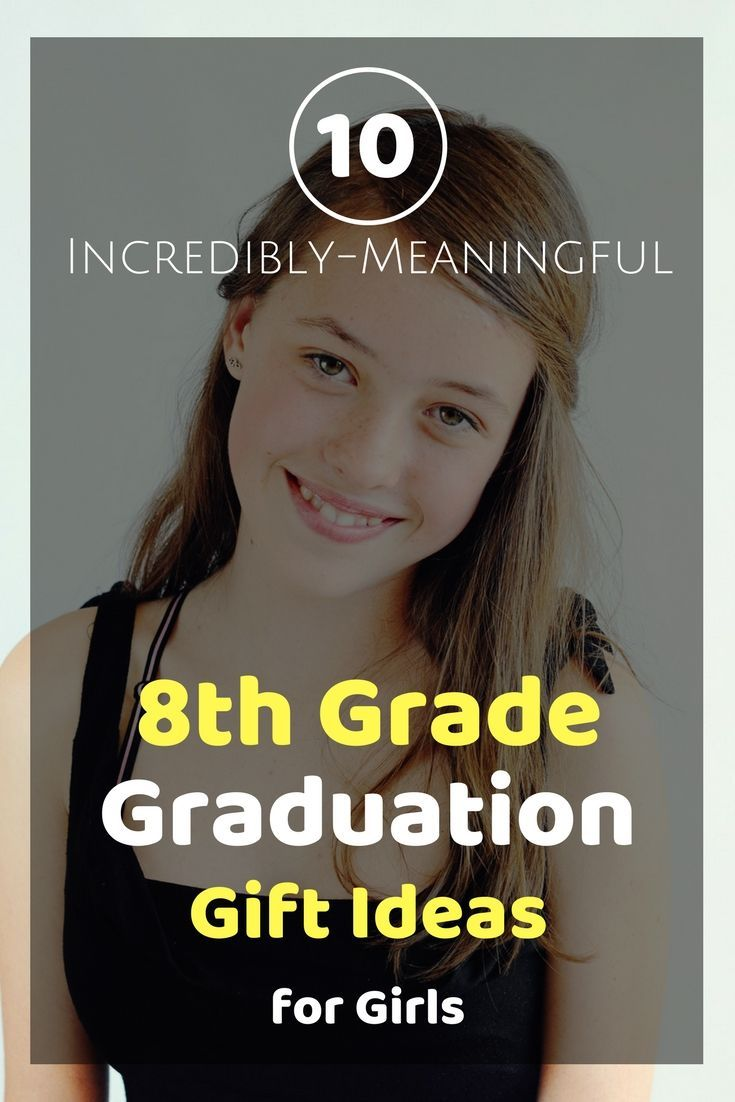 10 incredibly meaningful 8th grade graduation gifts for