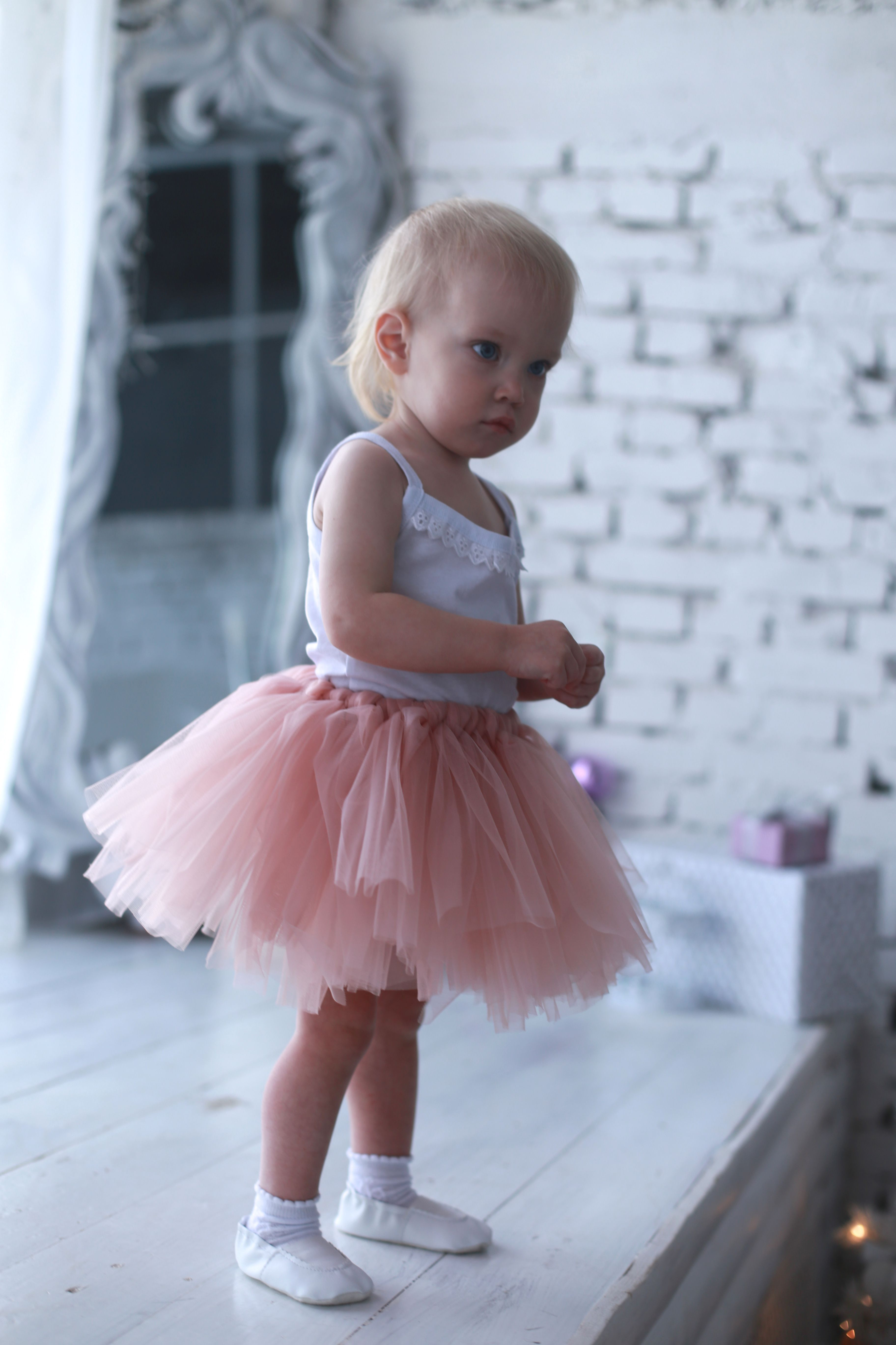 Infant Tulle Tutus Baby Girls Tutu Skirt Newborn Soft Skirts for Toddlers