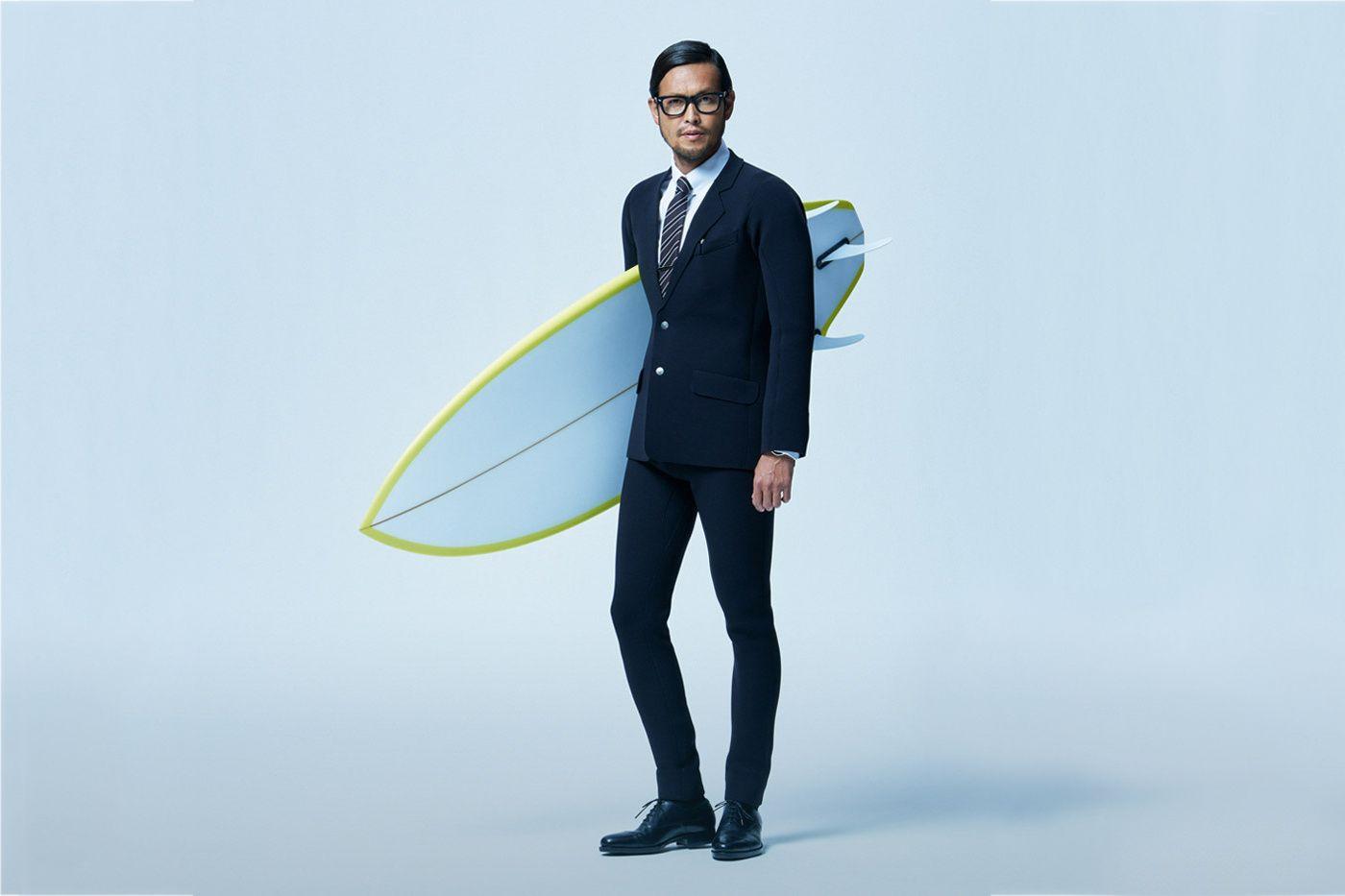 Japan Sportswear Business Suit Menswear Industry   Shoes01