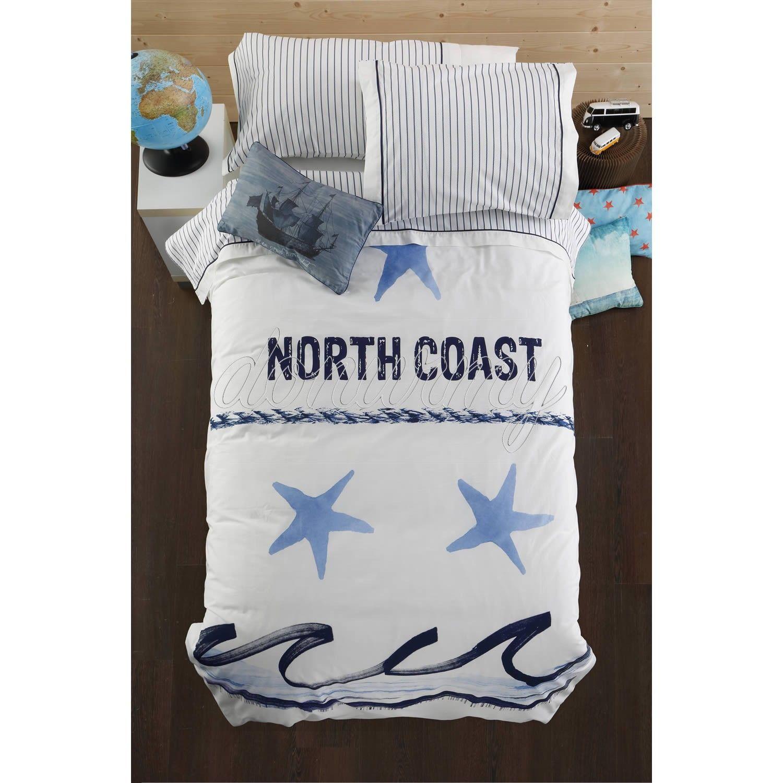 Funda n rdica north coast gamanatura for Fundas nordicas infantiles