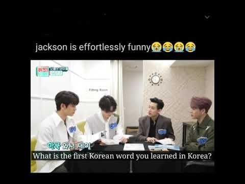 got7 jackson show by Kelesy 90__BTS