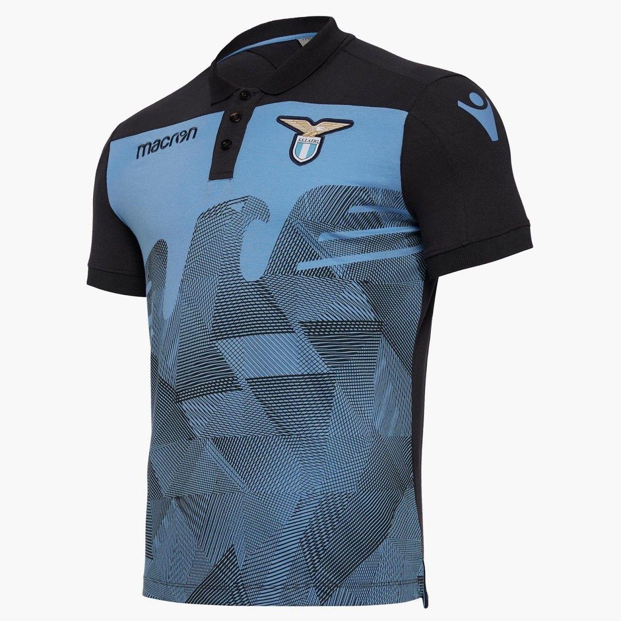 Lazio 18/19 | Design jersey, Abiti sportivi, Maglie