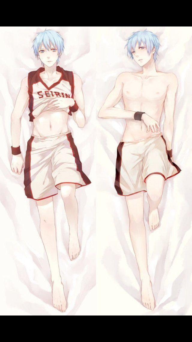 Kuroko No Basuke Kise Ryouta Anime Male Dakimakura Hugging Body Pillow Case