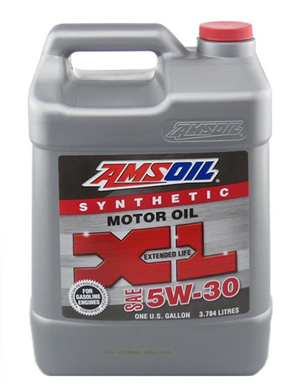 C7 corvette amsoil xl synthetic motor oil gallon 5w 30 for Synthetic motor oil test