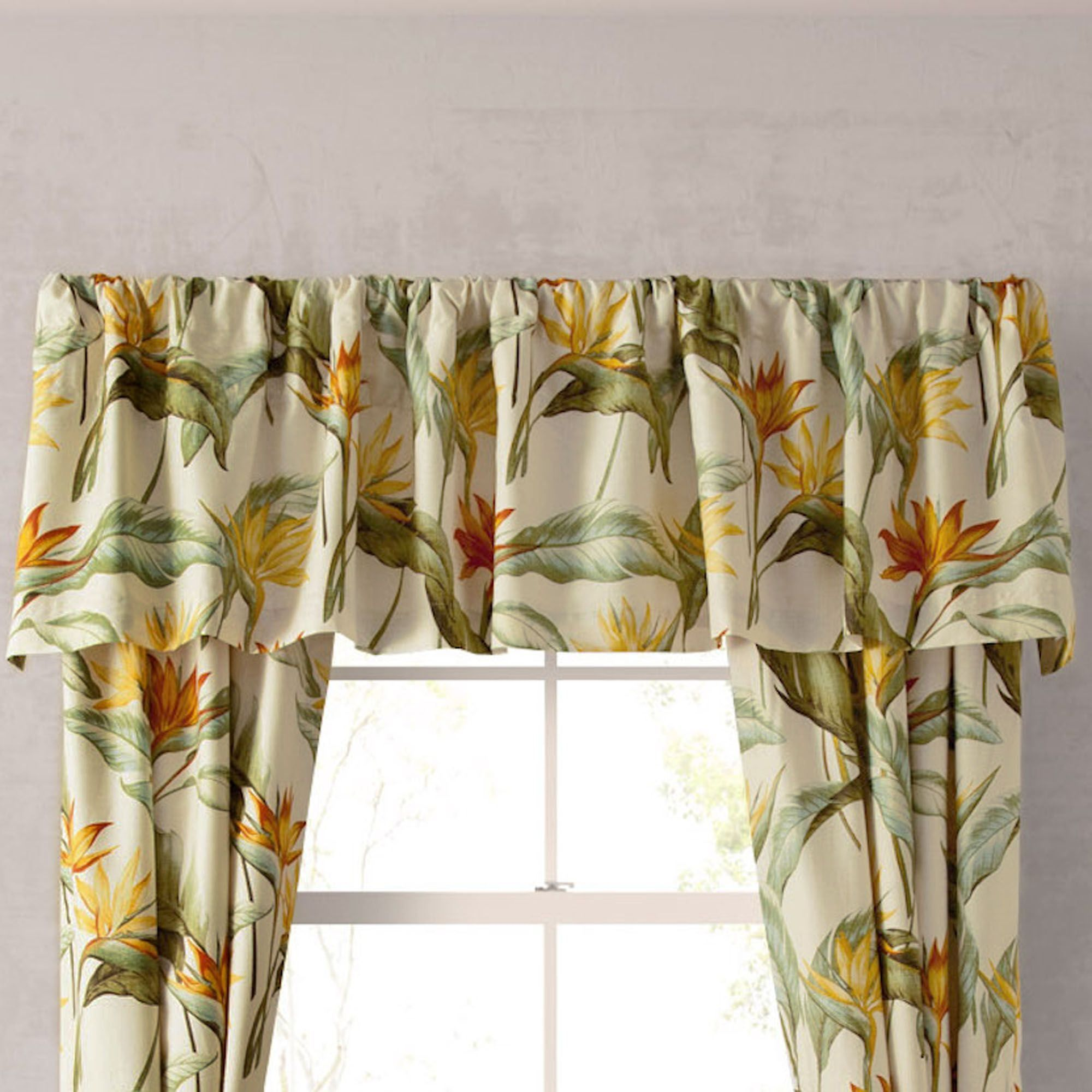 leaf eyelet curtains glam print banana palm shower curtain uk tropical fabric teal