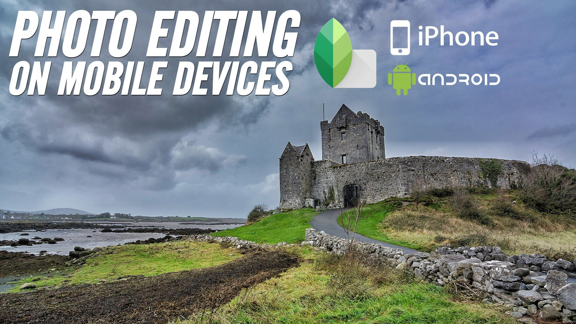Snapseed Photo Editing for Mobile (Android and iOS