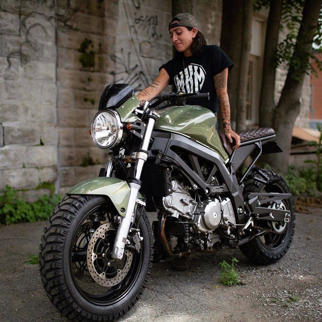 """Caferacers and Custom Bikes on Instagram """"Rate this build"""