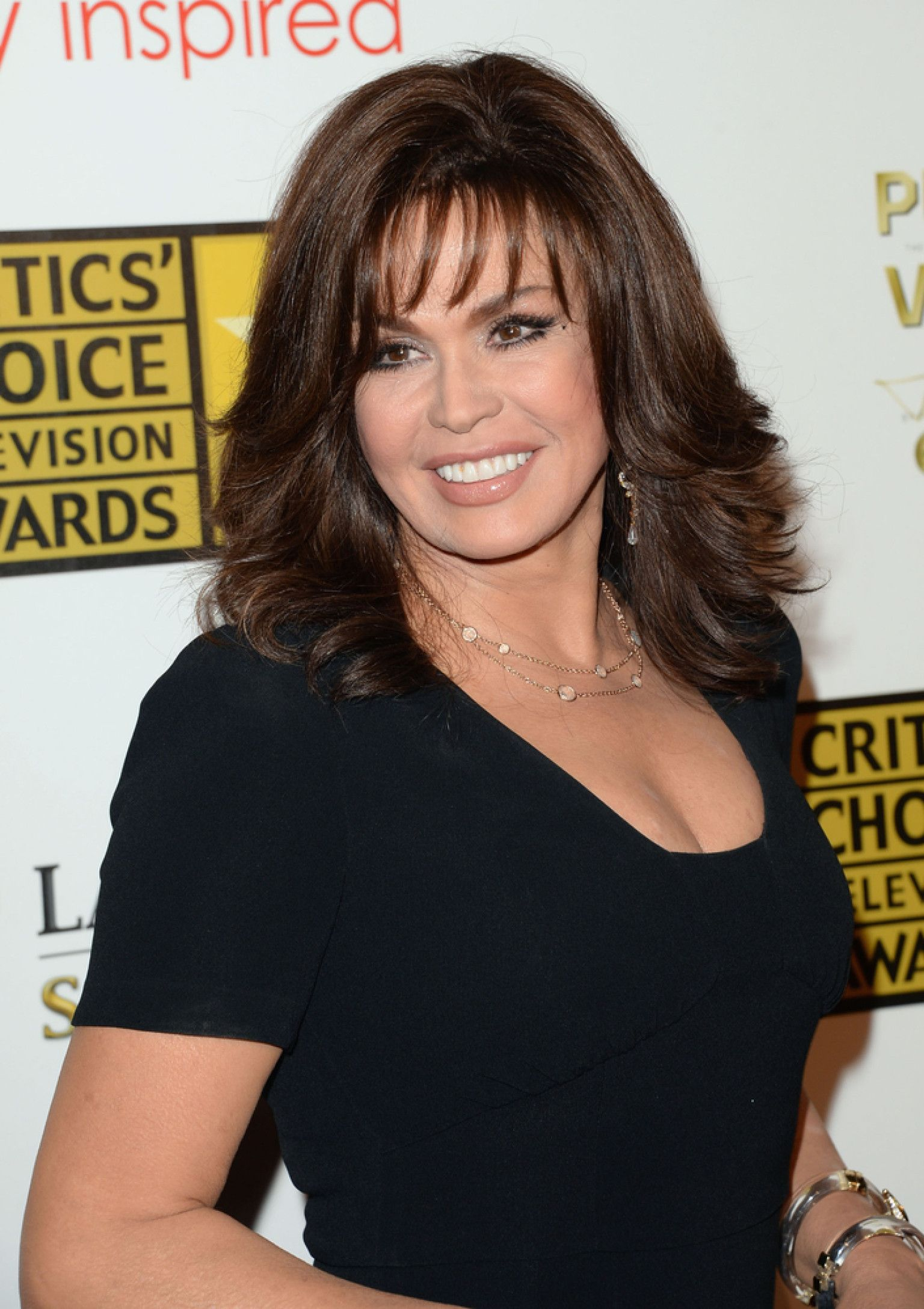 marie osmond faints