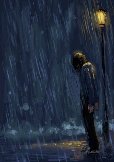Rain by bramLeech on DeviantArt