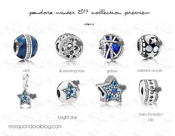 b905f9684 Pandora Winter 2017 Collection Preview | Pandora 2017 | Pandora ...
