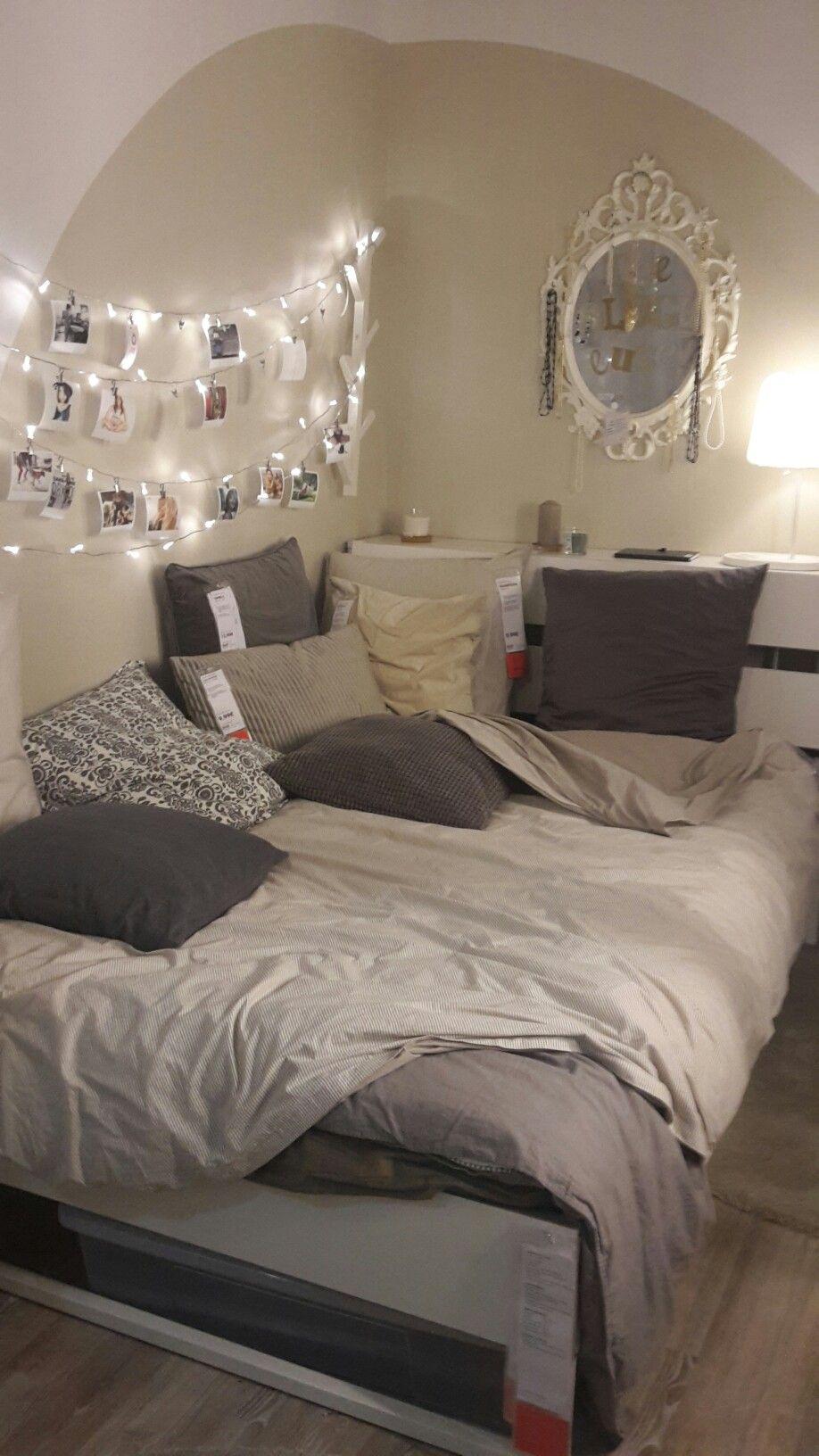 Idée décoration de chambre chez ikea | mi habitación | Pinterest ...