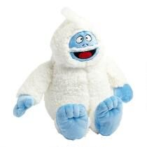 Abominable Snowman Plush Toy