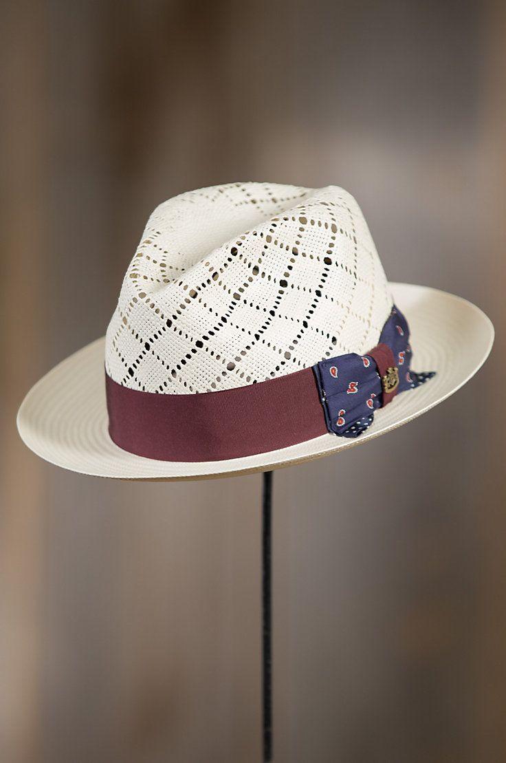 Biltmore Dartmouth Straw Breezer Panama Hat  bdd7136552