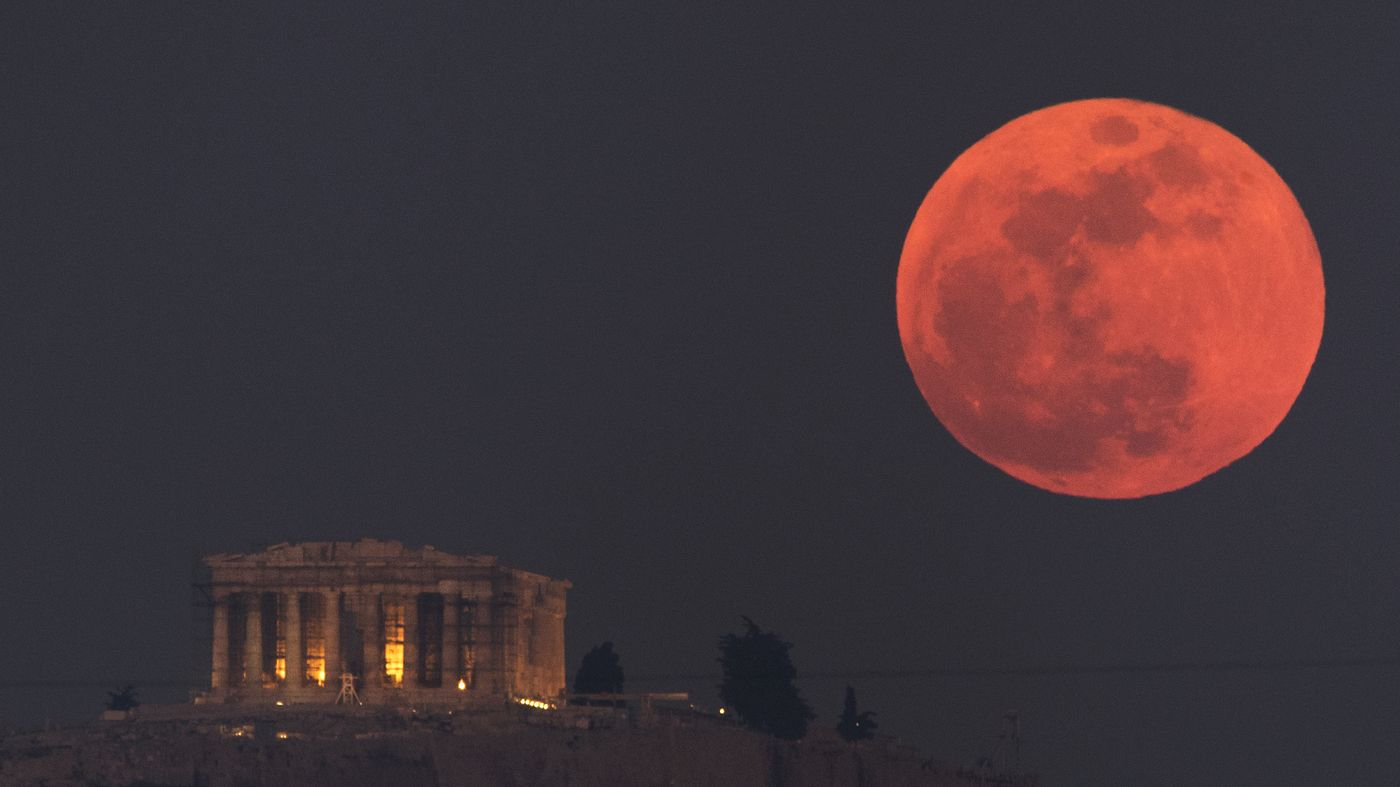 What Friday\'s Extra-Long Lunar Eclipse Can Tell Us About The Earth ...