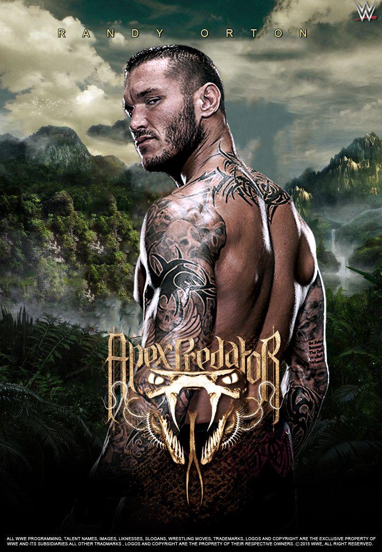 Wwe Randy Orton Poster By Edaba7 Randy Orton Wwe Randy Orton Rko Orton