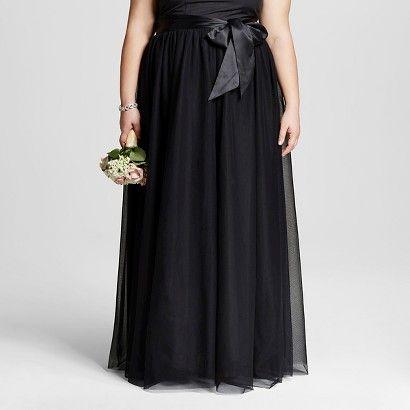 Women's Tulle Maxi Skirt - TEVOLIO™