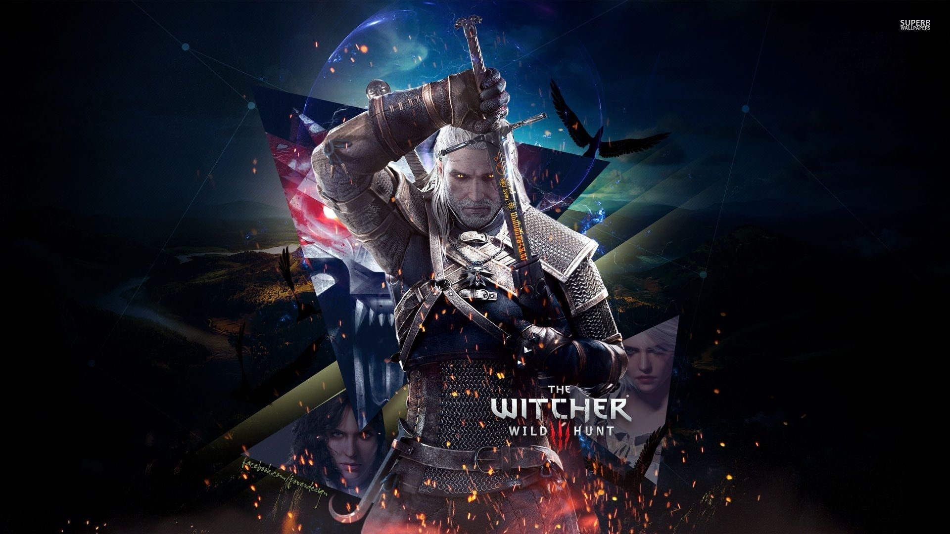 The Witcher 3 Wallpaper wallpaper. Wallpaper