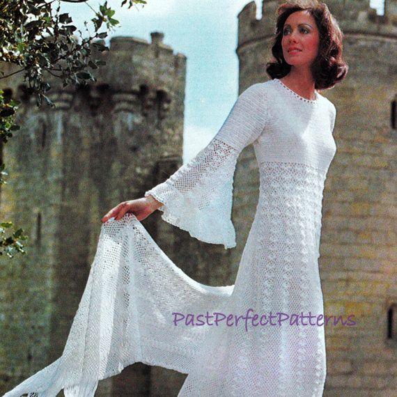 INSTANT DOWNLOAD PDF Vintage Crochet por PastPerfectPatterns ...