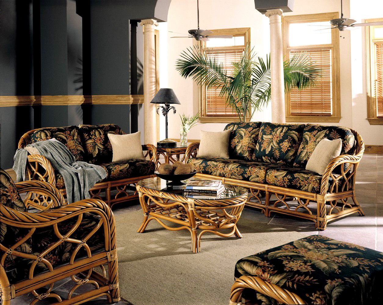 Pin On Wicker Furniture #rattan #living #room #sets