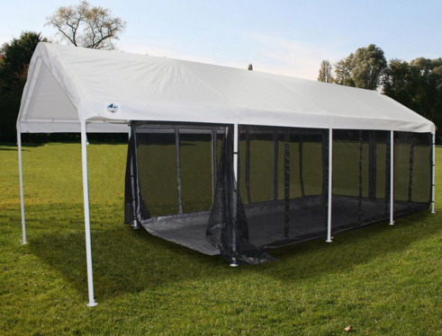 Screen Tent Canopy Room W Floor Pop Up Party