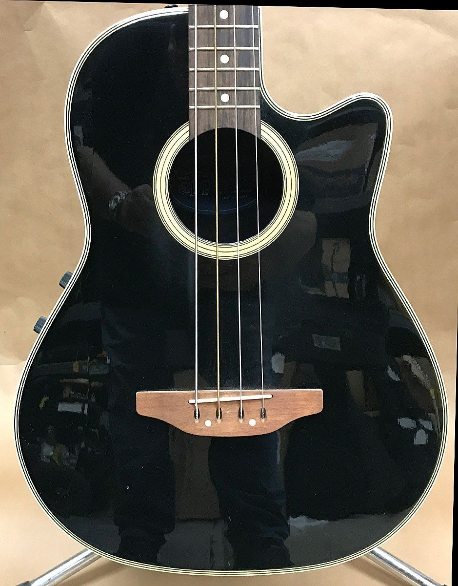 Ovation Applause Ae 40 Acoustic Electric Bass Guitar Guitar Acoustic Electric Bass Guitar