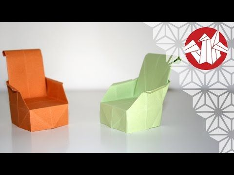 Origami Double Pyramid Business Card Stand - Base para tarjetas o iPhone - YouTube