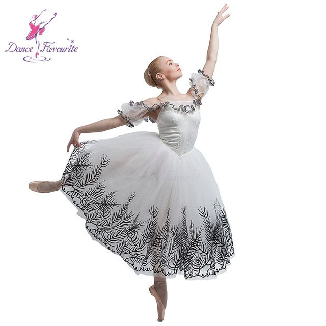 69ce4b784 Romantic ballet dance tutu white ballerina dress for adult professional stage  costume dancing tutu dress custom tutus 1231