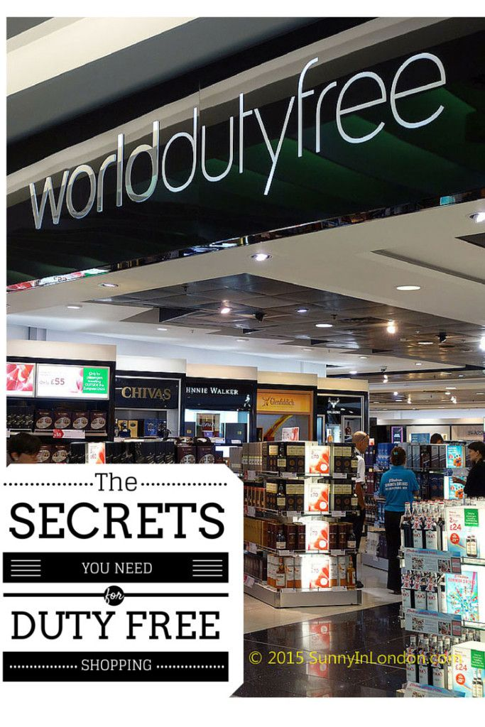 World Duty Free Heathrow- What You Don't Know