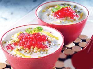 Resep Bubur Kacang Hijau Makanan Penutup Resep Makanan
