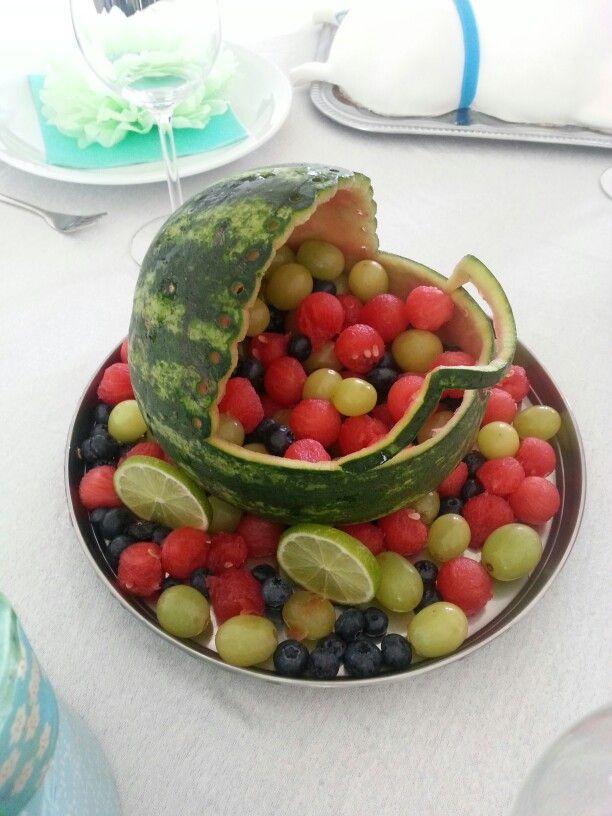 frugt til baby