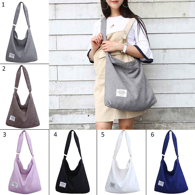 Women Shoulder Bag Fanspack Crossbody Handbag Tote Purse Messenger Bag for Girls
