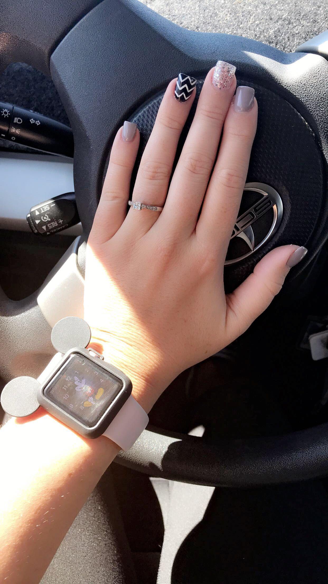 Pin de camila en manicuras en pinterest uñas uñas bonitas