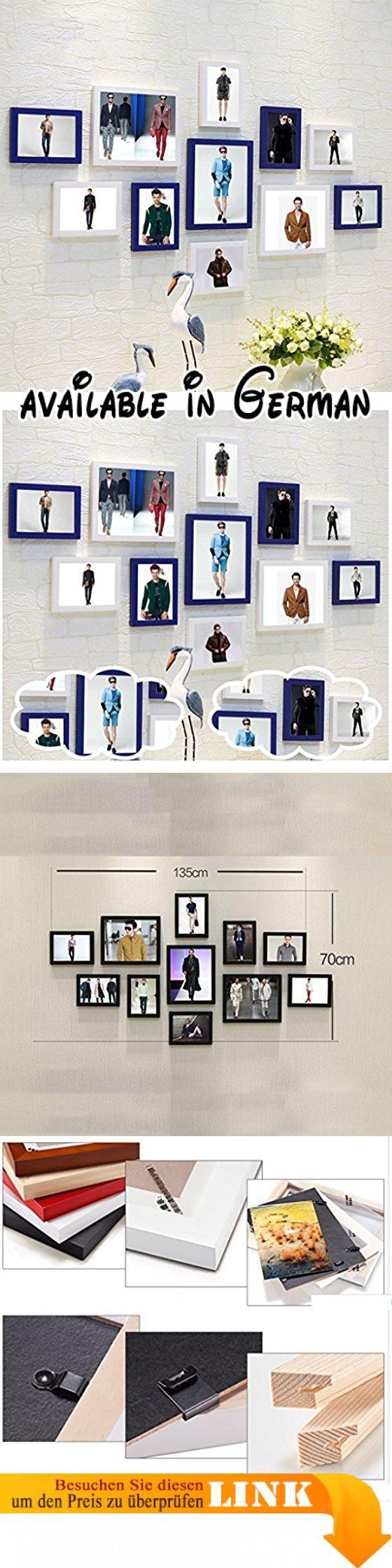 & Wandmontage Design Wohnzimmer Bilderrahmen Wand, Kreative Wand ...