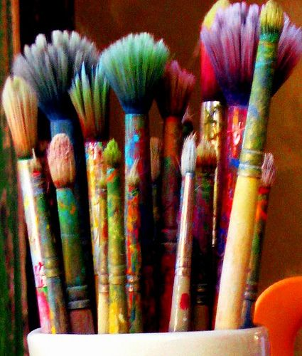 What color shall I paint you?   ♥ ♥ www.paintingyouwithwords.com