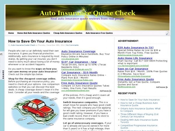 Cheap Insurance Rates Auto Insurance Quotes Insurance Quotes