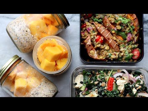 1 easy summer vegan meal prep fresh healthy recipes 1 easy summer vegan meal prep fresh healthy recipes youtube forumfinder Gallery