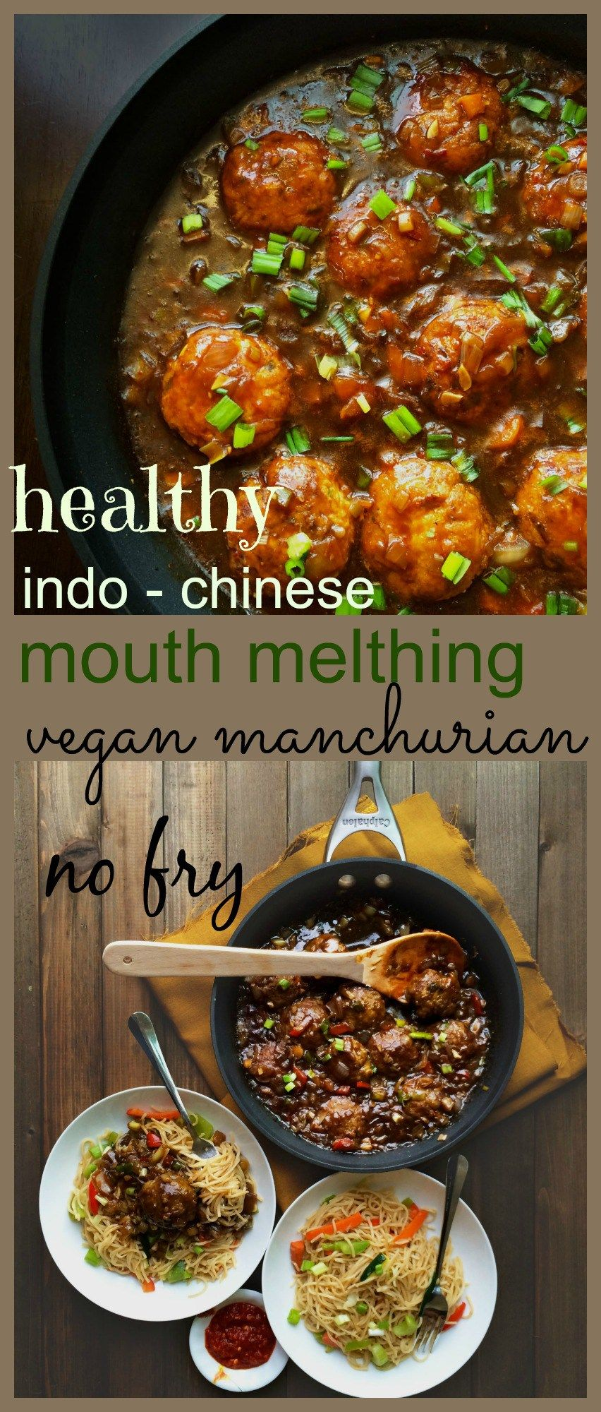 Easy no fry veg manchurian gravy indo chinese vegan vegan easy no fry veg manchurian gravy indo chinese vegan forumfinder Image collections