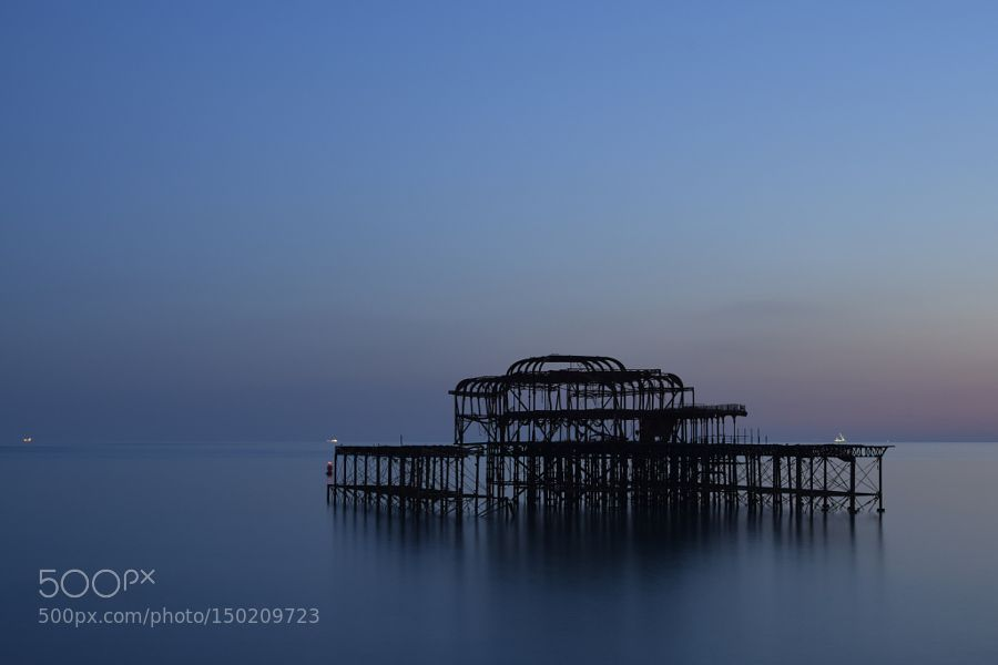 Old Pier by AlbertoSenz #architecture #building #architexture #city #buildings #skyscraper #urban #design #minimal #cities #town #street #art #arts #architecturelovers #abstract #photooftheday #amazing #picoftheday