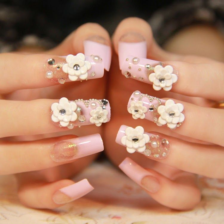 Cute Nail Designs On Pinterest - http://www.mycutenails.xyz/cute ...