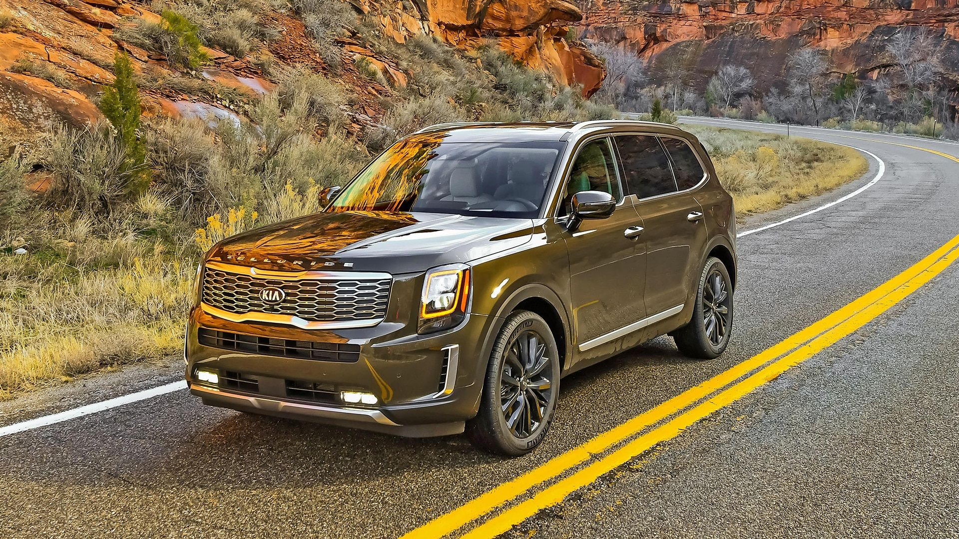 Kia Telluride You Know It S Astoundingly Good Cars Near Me Car Buyer Types Of Vehicle