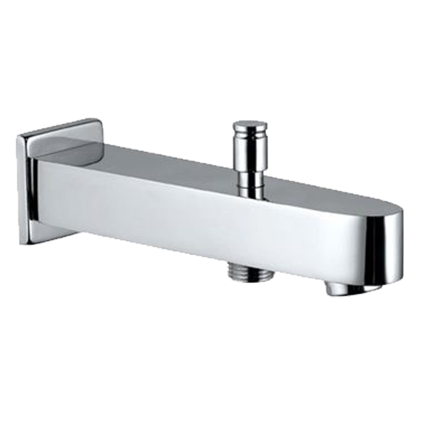 Buy Jaquar Spj 81463 Vignette Prime Bath Tub Spout With Button Attachment For Hand Shower With Wall Flan In Taps Through Online At Tub Spout Hand Shower Spout