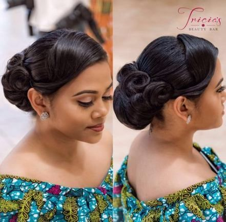 16 trendy braids updo ponytail weave #bridemaidshair